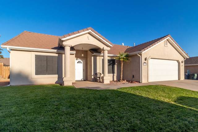 218 N 2900 E, St George, UT 84790 (MLS #19-207999) :: Remax First Realty
