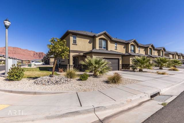 3842 W Tuscany Dr #1, Santa Clara, UT 84765 (MLS #19-208015) :: Remax First Realty