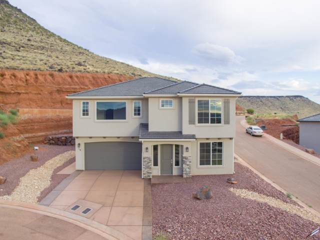 438 N Stone Mountain Dr #18, St George, UT 84770 (MLS #19-208022) :: Red Stone Realty Team