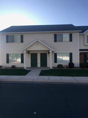 1148 N Northfield Rd #81, Cedar City, UT 84721 (MLS #19-208026) :: Remax First Realty