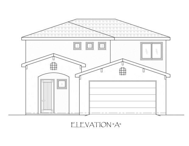 Lot 107 ''Sarah Plan'' Coronado Dr, Hurricane, UT 84737 (MLS #19-208035) :: The Real Estate Collective