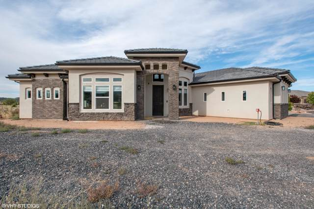469 W Canyon Trails Circle, Dammeron Valley, UT 84783 (MLS #19-208041) :: Remax First Realty