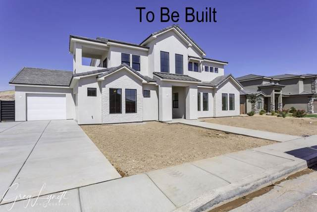 2550 E Horseman Park Dr, St George, UT 84790 (MLS #19-208051) :: Remax First Realty