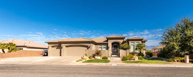 1015 E Lizzie Ln, St George, UT 84790 (MLS #19-208060) :: The Real Estate Collective