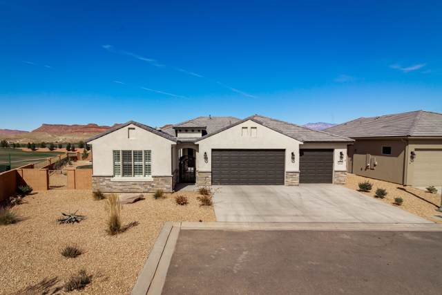 1528 W Gilded Flicker Dr, St George, UT 84790 (MLS #19-208067) :: Remax First Realty