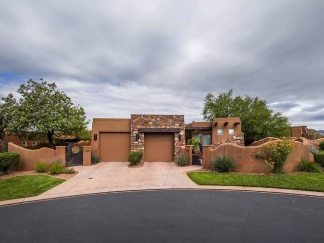 2588 W Sinagua #16, St George, UT 84770 (MLS #19-208088) :: Remax First Realty