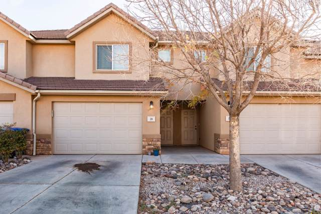 1000 E Bluff View Dr #28, Washington, UT 84780 (MLS #19-208093) :: Remax First Realty