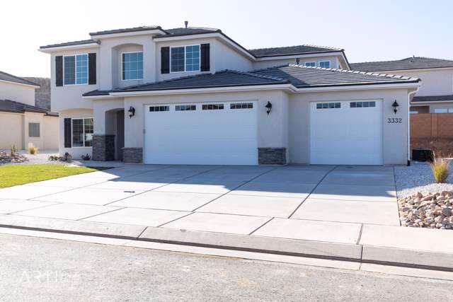 3332 E Livia Dr, Washington, UT 84780 (MLS #19-208107) :: Platinum Real Estate Professionals PLLC