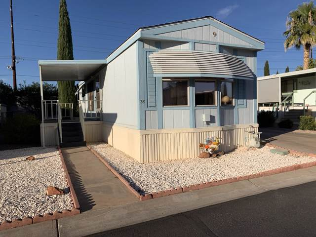 1360 N Dixie Downs Rd #38, St George, UT 84770 (MLS #19-208117) :: Platinum Real Estate Professionals PLLC