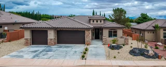 475 S 20 W, Ivins, UT 84738 (MLS #19-208128) :: Remax First Realty