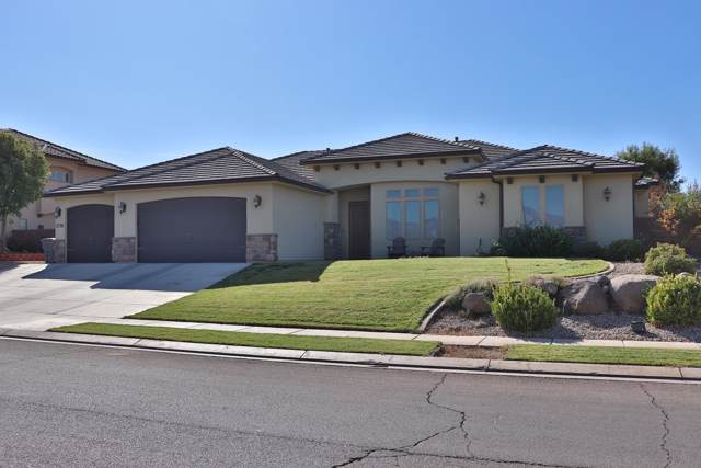 2706 E 3580 S, St George, UT 84790 (MLS #19-208137) :: Remax First Realty