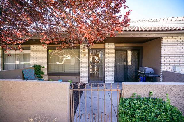 777 S 400 E #62, St George, UT 84770 (MLS #19-208143) :: The Real Estate Collective