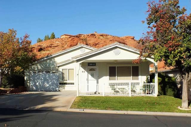 1050 W Red Hills Parkway #62, Washington, UT 84780 (MLS #19-208150) :: Diamond Group