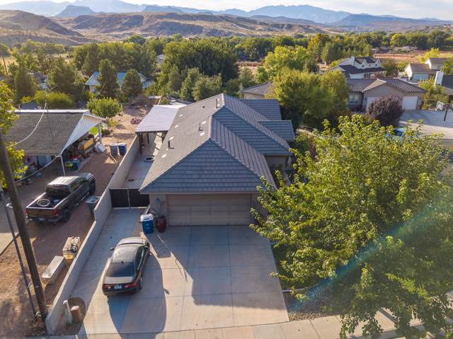 887 N Black Rock Rd, Santa Clara, UT 84765 (MLS #19-208160) :: Remax First Realty