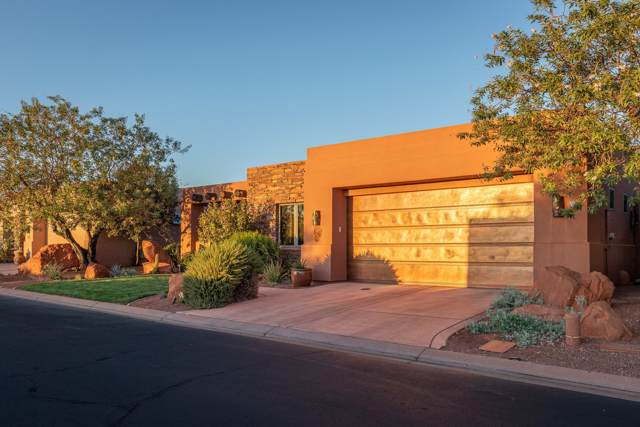 2410 W Entrada Trail #15, St George, UT 84770 (MLS #19-208177) :: Red Stone Realty Team