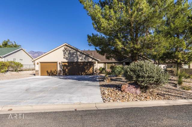 276 W Mountain Charm, Toquerville, UT 84774 (MLS #19-208188) :: Langston-Shaw Realty Group