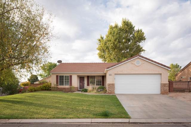 664 E 460 S, Ivins, UT 84738 (MLS #19-208192) :: Remax First Realty