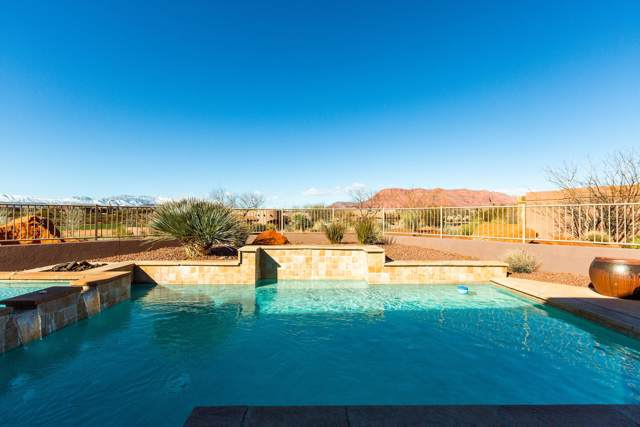 2074 N Anasazi Trail, St George, UT 84770 (MLS #19-208198) :: The Real Estate Collective