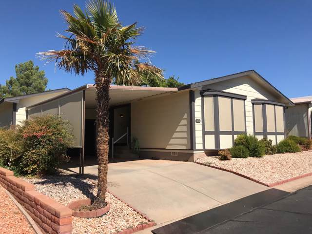 1526 N Dixie Downs Rd #28, St George, UT 84770 (MLS #19-208218) :: Red Stone Realty Team