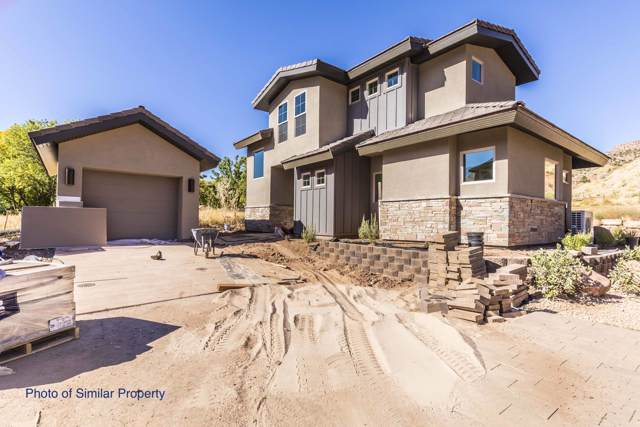 109 Chuckwalla Ln, Springdale, UT 84767 (MLS #19-208248) :: The Real Estate Collective