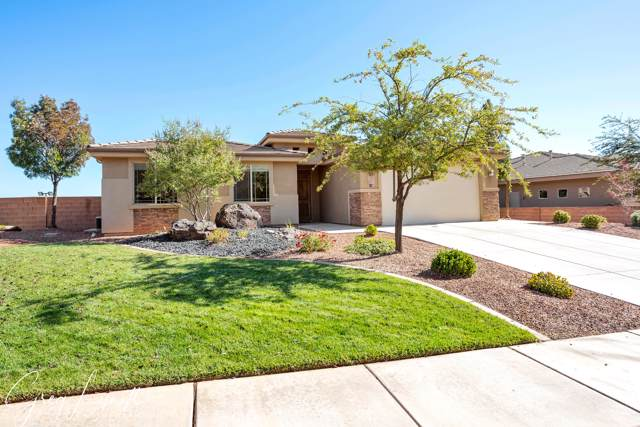 73 S Acantilado Dr, St George, UT 84790 (MLS #19-208276) :: The Real Estate Collective