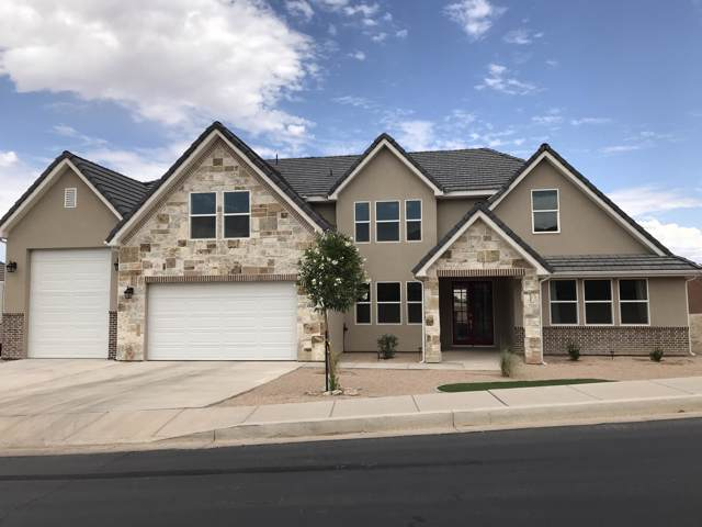 2823 Auburn Dr, St George, UT 84790 (MLS #19-208279) :: The Real Estate Collective