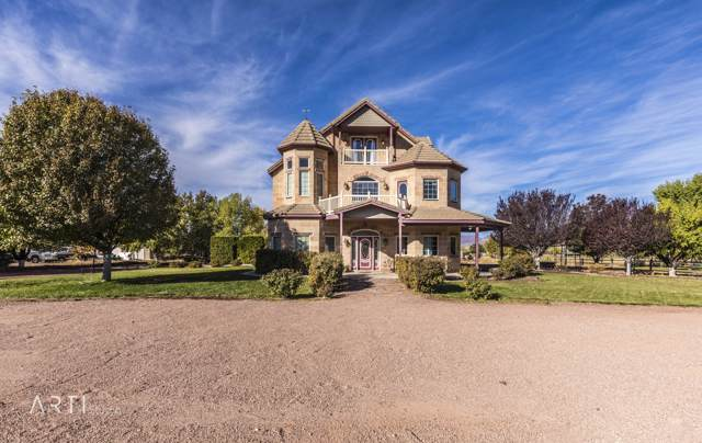 885 N Old Farms Rd, Dammeron Valley, UT 84783 (MLS #19-208291) :: Remax First Realty