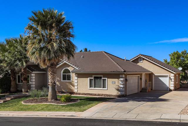1024 W Shadow Point Dr, St George, UT 84770 (MLS #19-208306) :: Red Stone Realty Team