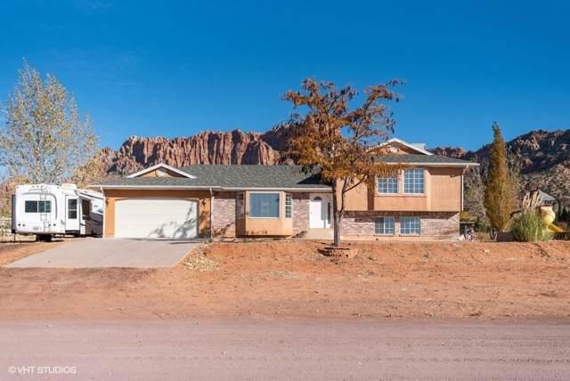820 W Uzona Ave, Hildale, UT 84784 (MLS #19-208329) :: Remax First Realty
