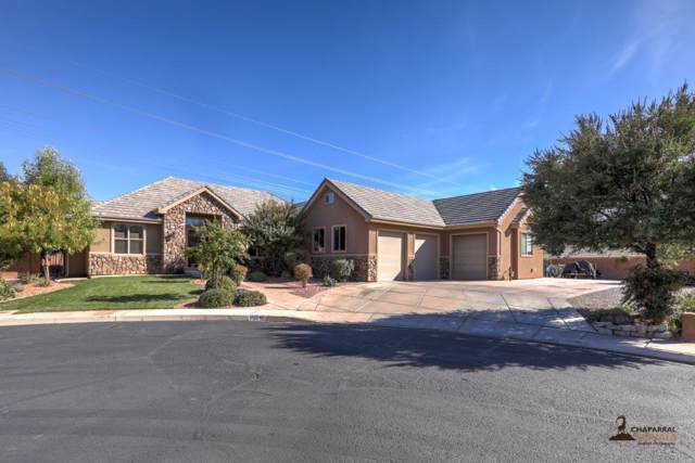 2122 E 2620 S, St George, UT 84790 (MLS #19-208345) :: Remax First Realty