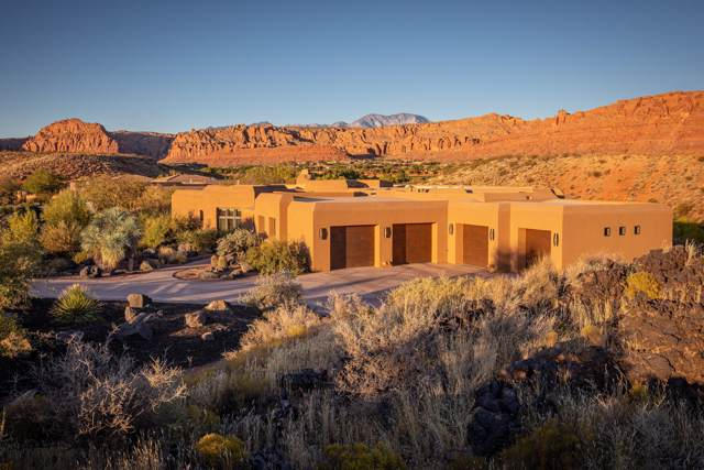 2688 N Chaco Trail, St George, UT 84770 (MLS #19-208359) :: The Real Estate Collective