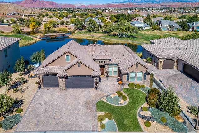 2584 W Canyon Ridge Rd, St George, UT 84770 (MLS #19-208362) :: Red Stone Realty Team