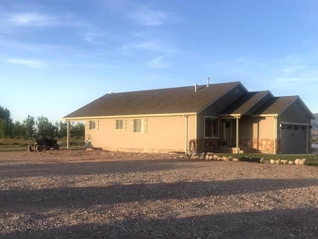 6404 W 1400 S, Cedar City, UT 84720 (MLS #19-208365) :: The Real Estate Collective