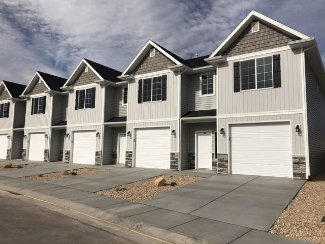 404 W 1325 N #J-4, Cedar City, UT 84721 (MLS #19-208531) :: Remax First Realty