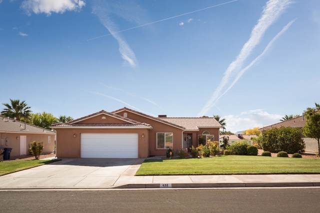 432 E 400 S, Ivins, UT 84738 (MLS #19-208545) :: Remax First Realty