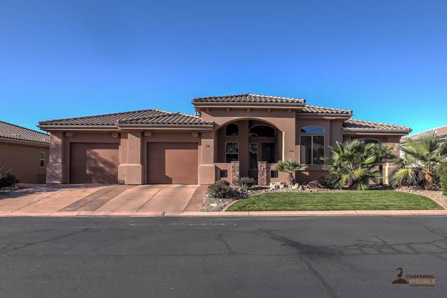 1795 N Snow Canyon #28, St George, UT 84770 (MLS #19-208551) :: The Real Estate Collective