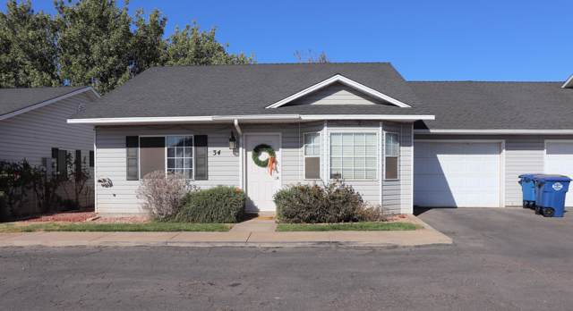 1015 S River Rd #34, St George, UT 84790 (MLS #19-208573) :: Remax First Realty