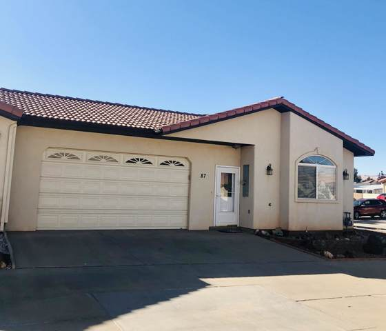 1331 N Dixie Downs Rd #87, St George, UT 84770 (MLS #19-208576) :: The Real Estate Collective