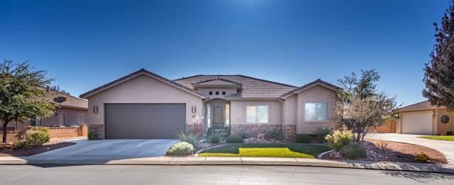 1854 W Stonebridge Dr #123, St George, UT 84770 (MLS #19-208600) :: The Real Estate Collective