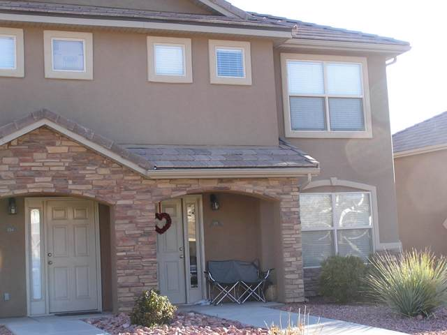 3155 S Hidden Valley Dr #316, St George, UT 84790 (MLS #19-208667) :: Diamond Group