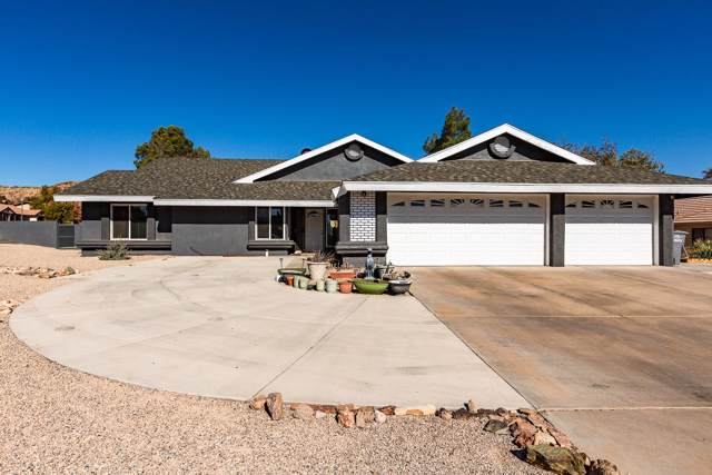 1356 Fairway Rd, St George, UT 84790 (MLS #19-208677) :: Remax First Realty