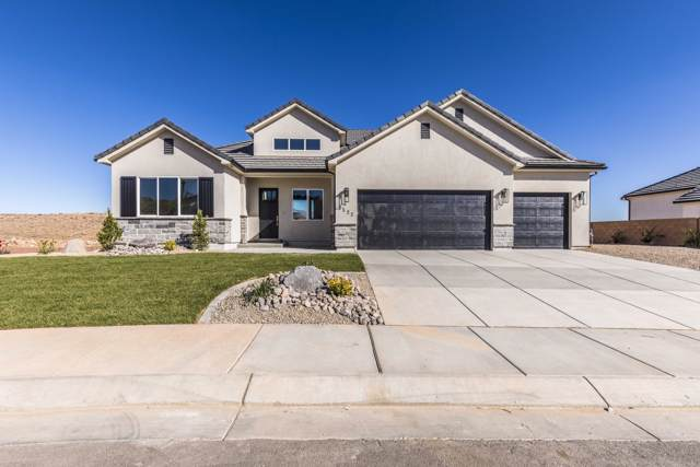 1522 W 2130 S, St George, UT 84770 (#19-208683) :: Red Sign Team