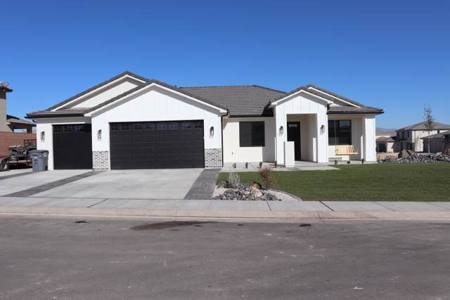 3205 E 2840 S Cir, St George, UT 84790 (#19-208692) :: Red Sign Team