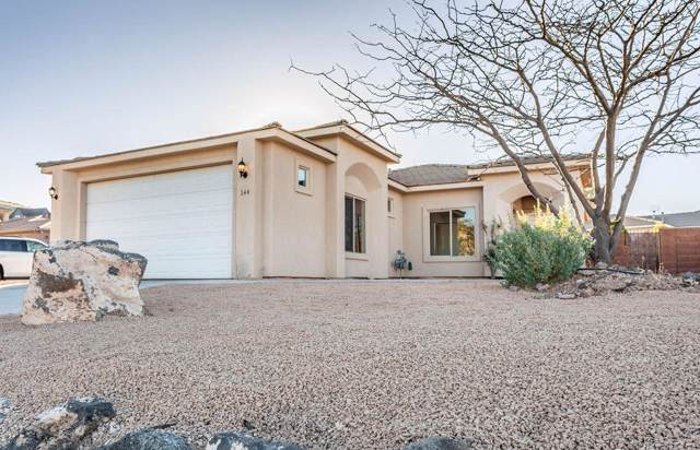 144 S Valley View Dr, Hurricane, UT 84737 (#19-208699) :: Red Sign Team