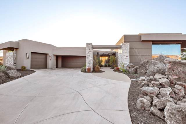 2705 N Chaco Trail, St George, UT 84770 (MLS #19-208706) :: The Real Estate Collective