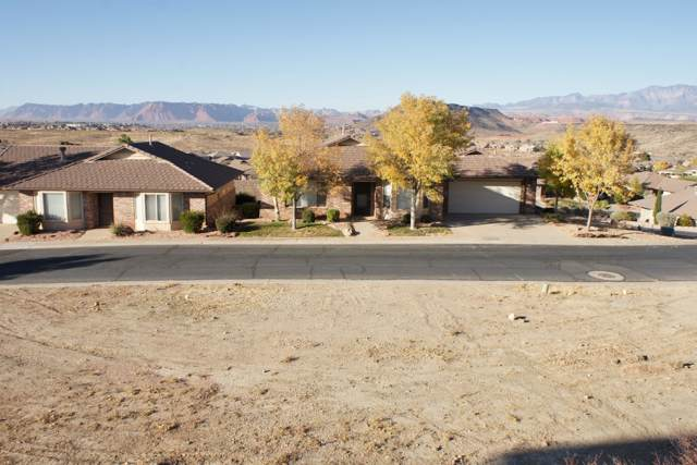 Canterberry Lot 170 Legacy, St George, UT 84770 (MLS #19-208712) :: Diamond Group