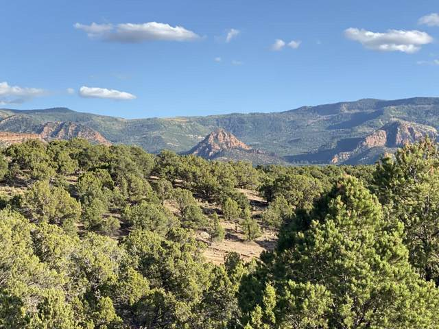Lot 1 W South Mountain Drive #1, Cedar City, UT 84720 (MLS #19-208720) :: The Real Estate Collective