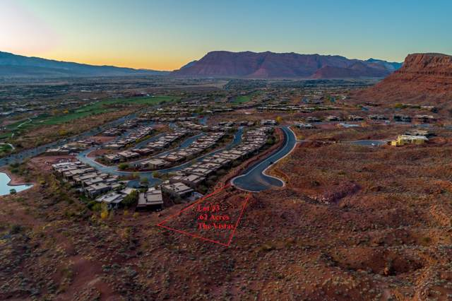 Kachina Vistas Cir #33, St George, UT 84770 (MLS #19-208727) :: The Real Estate Collective
