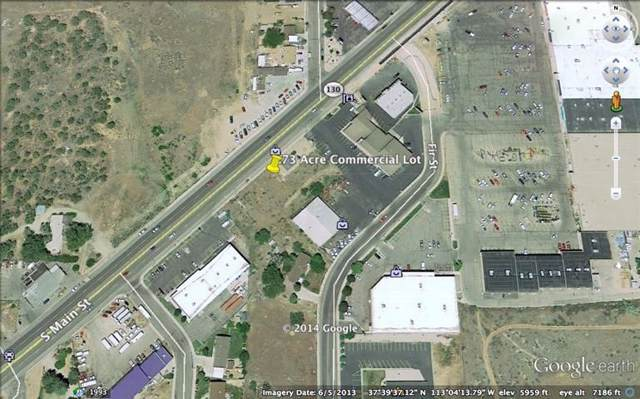 980 S Main Lots # 1 & 2, Cedar City, UT 84720 (MLS #19-208733) :: The Real Estate Collective