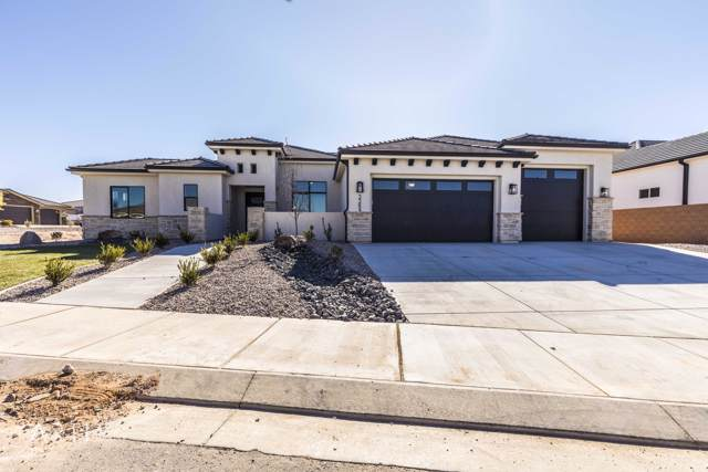 3384 E Barrel Roll Dr, St George, UT 84790 (MLS #19-208756) :: Remax First Realty